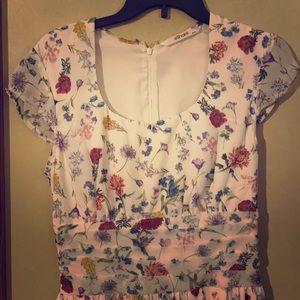 Eshakti floral dress